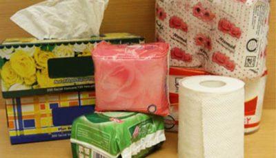 رشد قابل توجه قیمت محصولات سلولزی بهداشتی