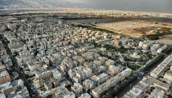 دمای هوای تهران چهار درجه کاهش پیدا میکند