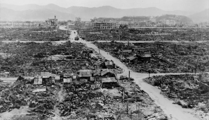 اقتصاد ژاپن شهر ناگازاکی بمباران هستهای