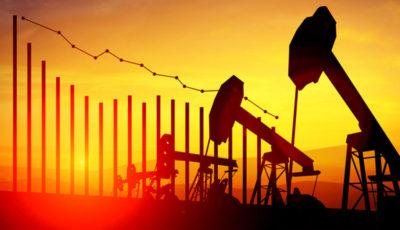 بزرگترین سقوط قیمت نفت در یک دهه