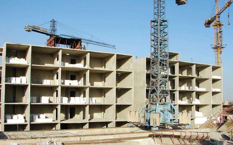 برنامه احداث ۴۰۰ هزار واحد مسکونی طی ۴ سال آینده