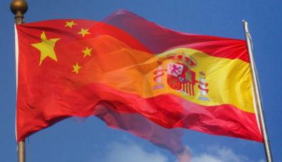 افزایش سرمایهگذاری چین در اسپانیا