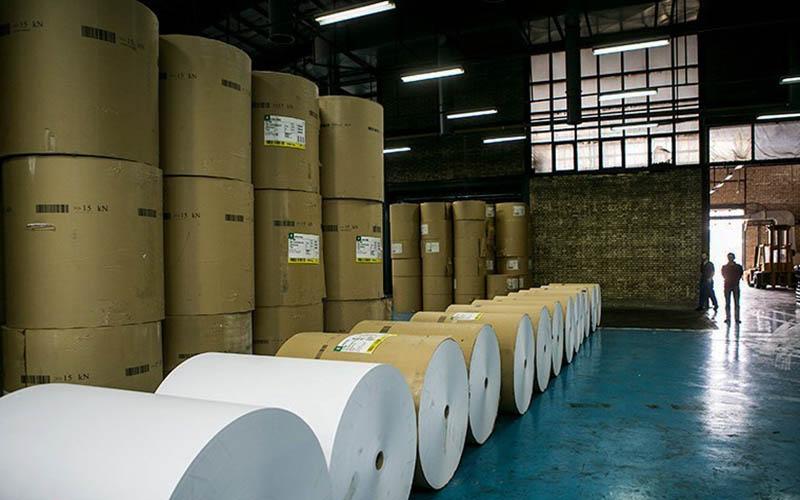 ۵۰ درصد کاغذ مورد نیاز کشور در داخل تامین میشود