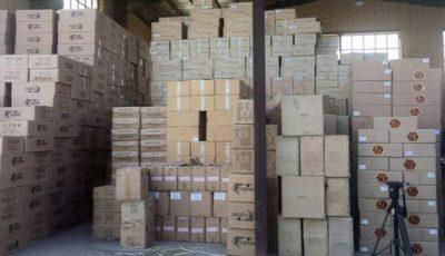 احتکار ۲۱ هزار دستگاه تلویزیون کشف شد