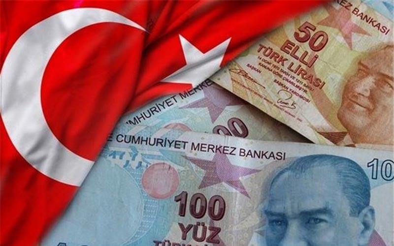 کاهش ۲ میلیارد دلاری کسری حساب جاری ترکیه