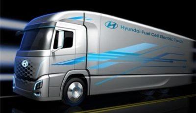 کِشنده هیوندای با فناوری سلولسوختی سال ۲۰۱۹ معرفی میشود