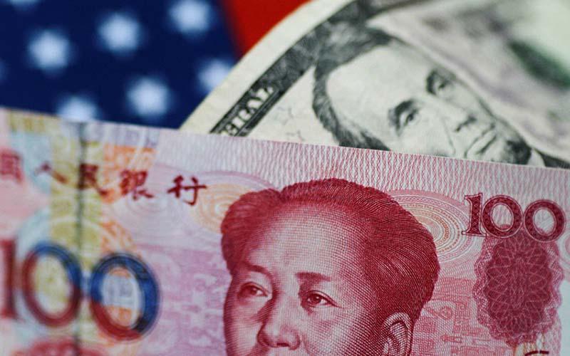 دلار و یوآن ارزشمند شدند