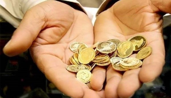 قیمت سکه در اولین معامله امروز دوشنبه ۲۶ شهریور