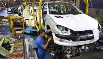 کاهش ۳۸ درصدی تولید خودروسازان در مردادماه