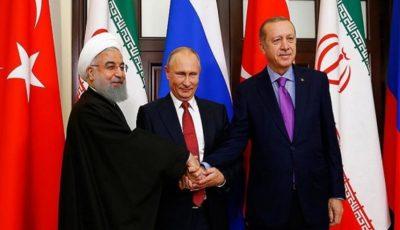 آغاز دور سوم مذاکرات سران ایران، روسیه و ترکیه درباره سوریه