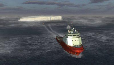 نگاهی به برنامه دبی برای تامین آب شیرین از یخهای قطب جنوب