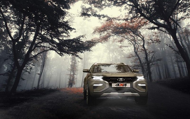 خودروساز روس طرح اولیه خودروی جوان پسند را رونمایی کرد
