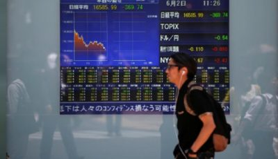 بازارهای سهام رشد کرد