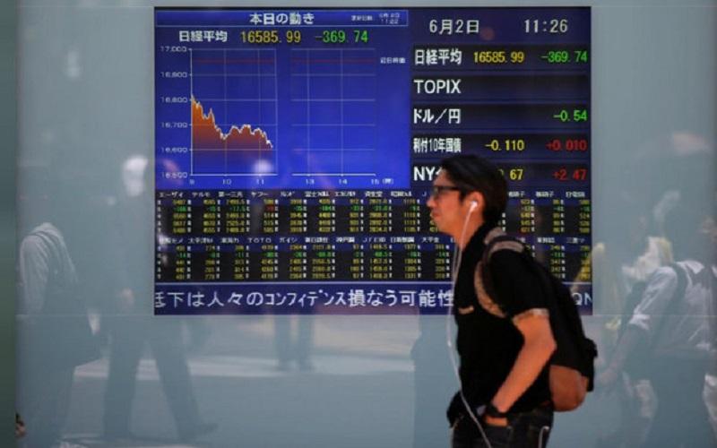 نوسان سهام آسیایی با امید به توافق تجاری آمریکا و چین