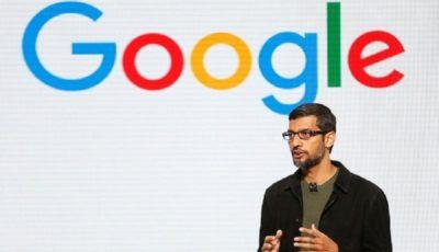 هشدار مدیر گوگل به کارمندان «سیاسی نباشید»