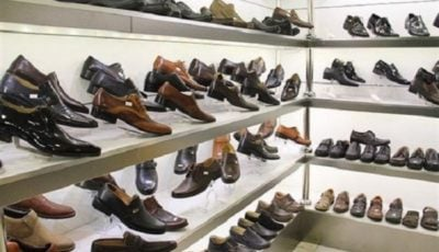 سقوط آزاد صنعت کفش