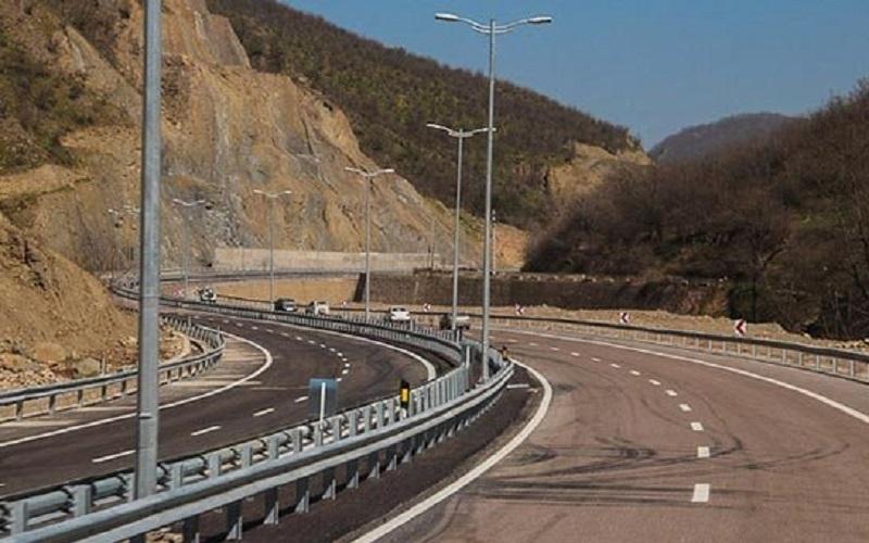 افتتاح بخشی از پروژه آزادراهی البرز تا پایان سال