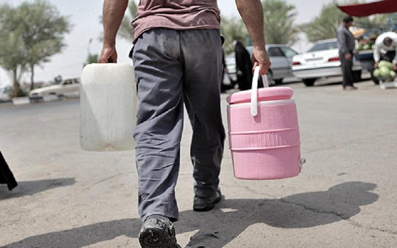 بحران تامین آب شرب کرجیها در پیش است