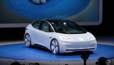 برنامه فولکس واگن برای فروش ۱۰ میلیون دستگاه خودروی برقی