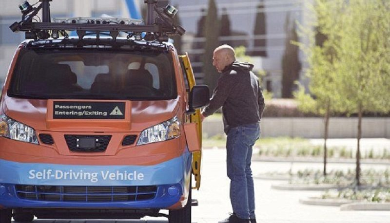 پتنت خودروی خودران «پلیس» ثبت شد