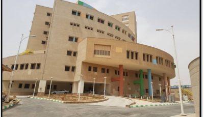 عزم جزم بنیاد علوی در احداث بیمارستان در مناطق محروم کشورمان