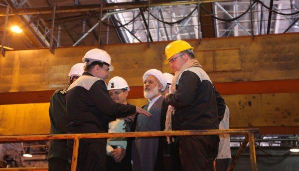 رزمایش بزرگ شیفت ایثار و خدمترسانی بسیجیان ذوبآهن اصفهان برگزار شد