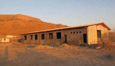 تلاش جهت بهرهبرداری از دبیرستان شهدای سایپا در روستای زلزلهزده کوئیک