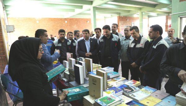 آغاز به کار نمایشگاه لوازمالتحریر ویژه خانواده بزرگ ذوبآهن اصفهان