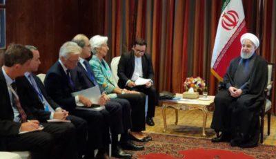 رئیسجمهور: ایران به گسترش روابط با صندوق بینالمللی پول علاقهمند است