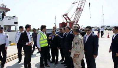 حملونقل دریایی ایران و جمهوری آذربایجان رو به توسعه است