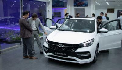 خودرو جدید چینی در بازار ایران عرضه میشود/نمایش رقیب چینی هیوندای النترا