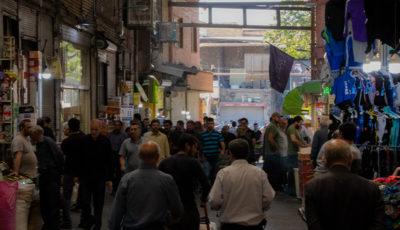 چند نمای نزدیک از بازار دخانیات مولوی تهران