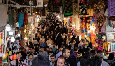 کریستالفروشهای تهران چه اوضاعی دارند؟(گزارش تصویری)