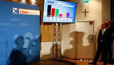 نتایج انتخابات در ایالت هسن؛ شکست سنگین دو حزب بزرگ آلمان