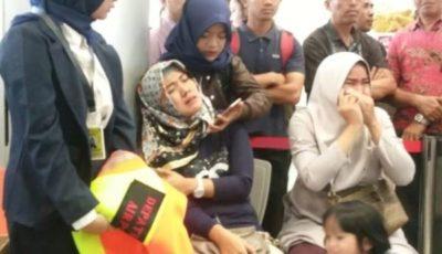 سقوط هواپیمای مسافربری اندونزی با ۱۸۹ سرنشین