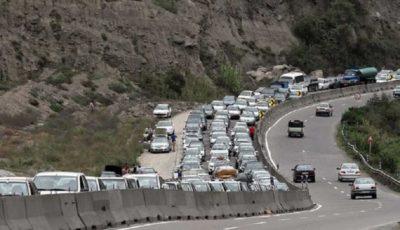 محدودیتهای ترافیکی تعطیلات آخر هفته جادههای شمال