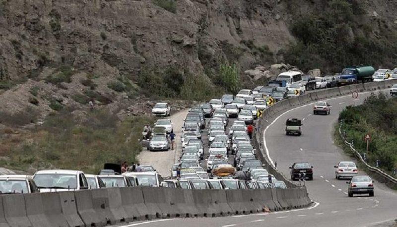 محدودیت ترافیکی جادههای گیلان اعلام شد