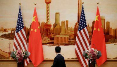 «جنگ تجاری چین و آمریکا اقتصاد جهان را مورد تهدید قرار داده است»