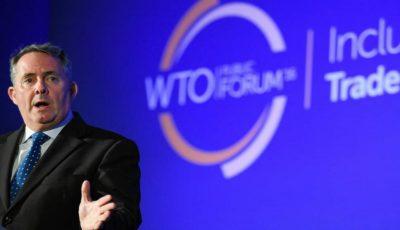 عضویت در WTO مانع بزرگ بریتانیا در تعیین سیاستهای تجاری مستقل