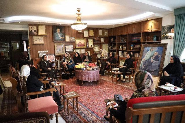 زنان بازرگان فارس پای خاطرات بانوی بزرگ ایل