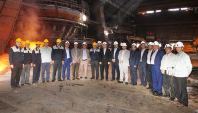 محصولات ریل مورد نیاز کشور از ذوب آهن اصفهان تامین میشود