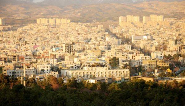 دادوستد یکماهه مسکن در پایتخت