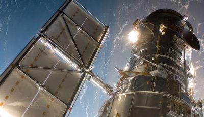 تلسکوپ هابل دچار اختلال شد