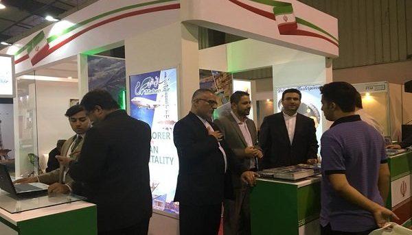 جاذبههای گردشگری ایران در کراچی معرفی شد