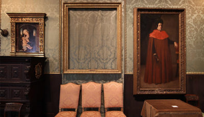 سرقت هنری از دزد تا هنرمند