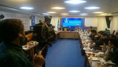 برگزاری نشست هماندیشی با رسانهها برای برگزاری پربارتر ITE 2018
