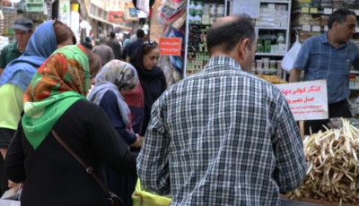 استانهایی که از تهران هم تورم بیشتری دارند (اینفوگرافیک)