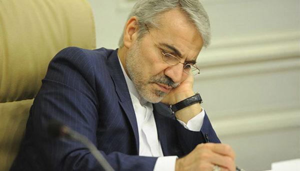 نامه نوبخت به لاریجانی درباره افزایش ۴۰۰ هزار تومانی حقوق