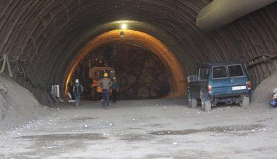 اتمام عملیات حفاری تونل شرقی البرز ۲۲ سال پس از کلنگزنی