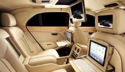 سیستم وایفای مخصوص خودرو ابداع شد